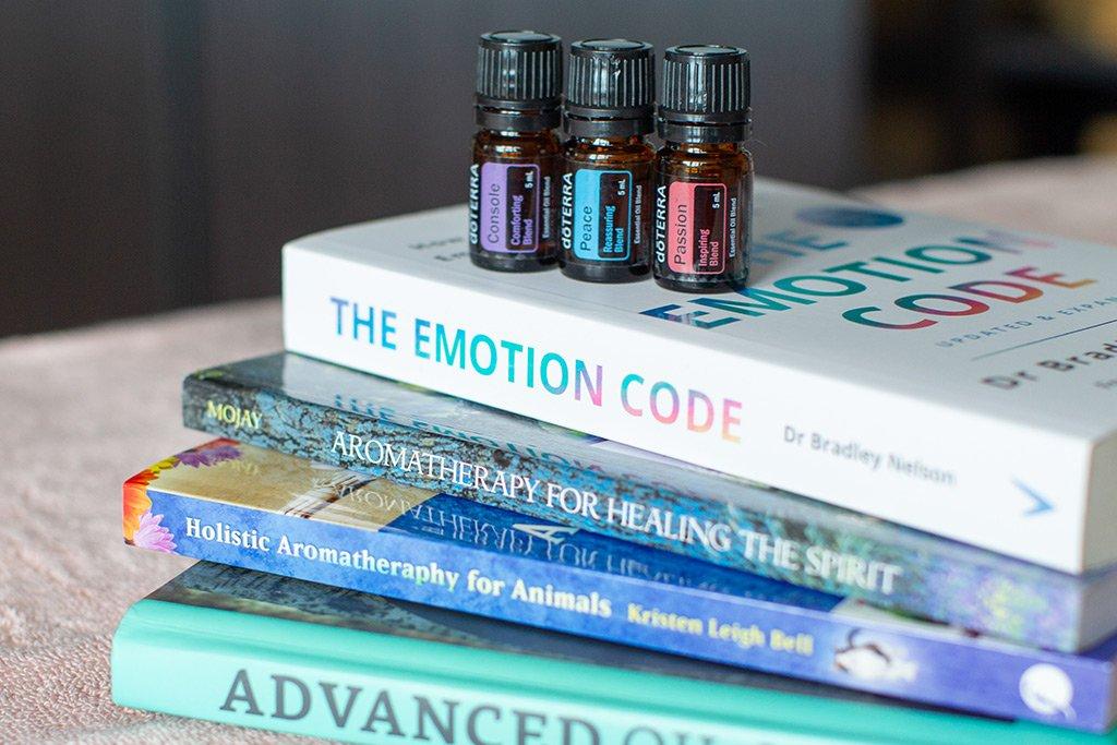 doTERRA essential oils books