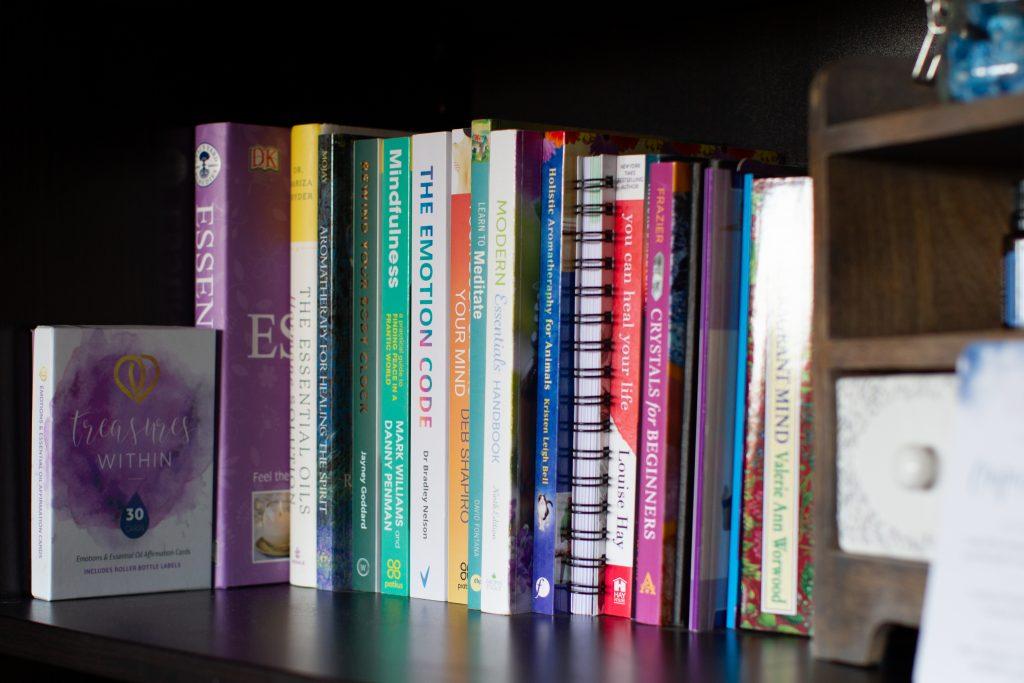 Wellness and Healing Books