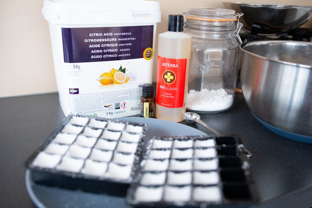 Dishwasher tabs and ingredients